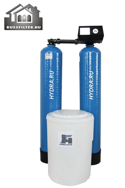 Автоматический фильтр умягчитель LM-1FM TWIN (непрерывное действие)